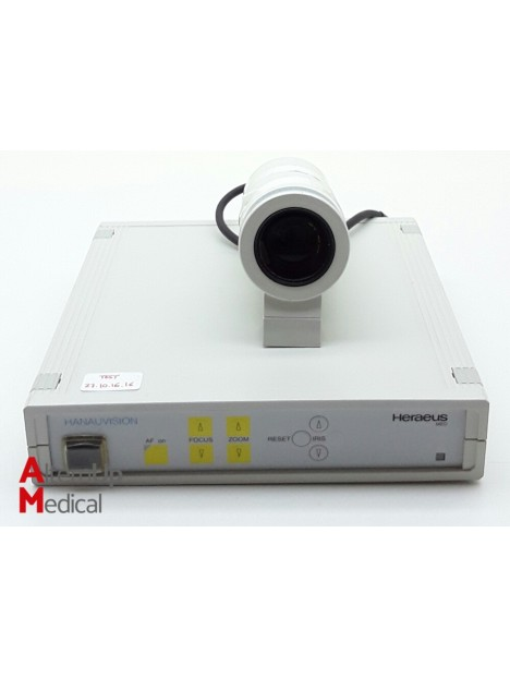 Hanauvision Heraeus Video Processor