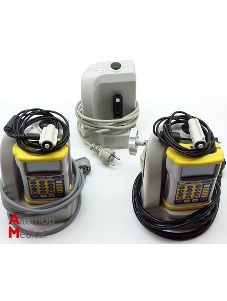 Lot of 2 Hospira Gemstar Infusion Pumps