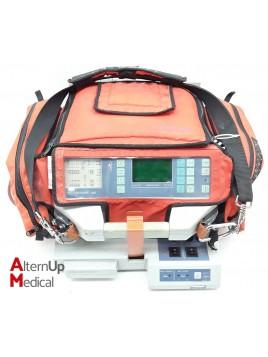 Bruker Schiller Defigard 2002 Transport Defibrillator