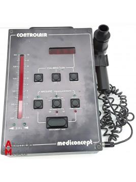 Mediconcept Controlair Spirometer