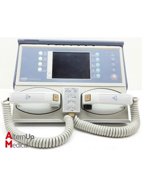 Bruker Schiller Defigard 3002 IHP Defibrillator