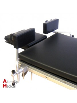 Support Latéral ou d'Epaule pour Table d'Opération AGASAN