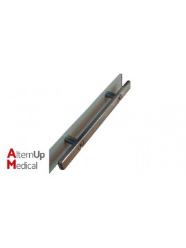 Standard Side Rails for AGASAN Tables