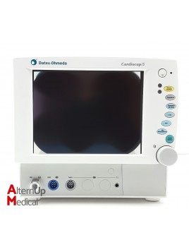 Datex Ohmeda Cardiocap 5 Multiparameters Monitor