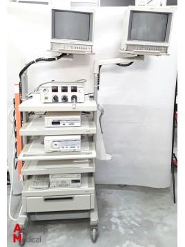 Colonne d'Endoscopie Olympus OTV SP1 CLV S40