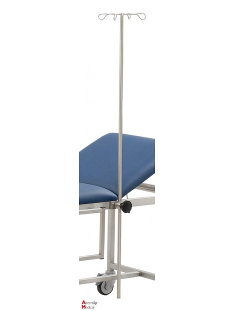 AGASAN Infusion Pole for MRI Tables