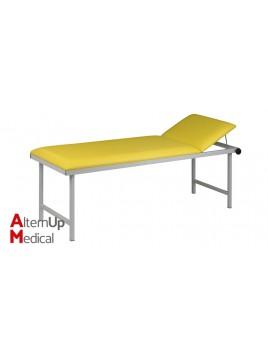 Table d'examen AGASAN avec réglage du repose-tête en continu