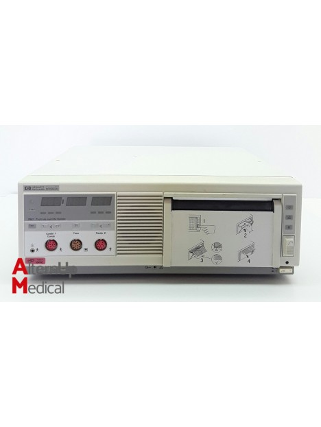 HP Series 50 M1350A Foetal Monitor