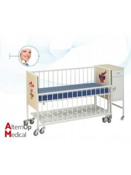 Lit pédiatrique pour bébés