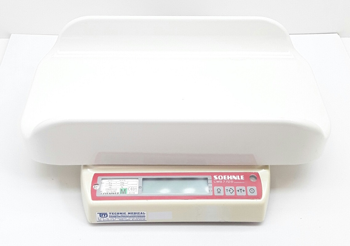 Soehnle CWB 7726 Baby Scale - Alternup Medical