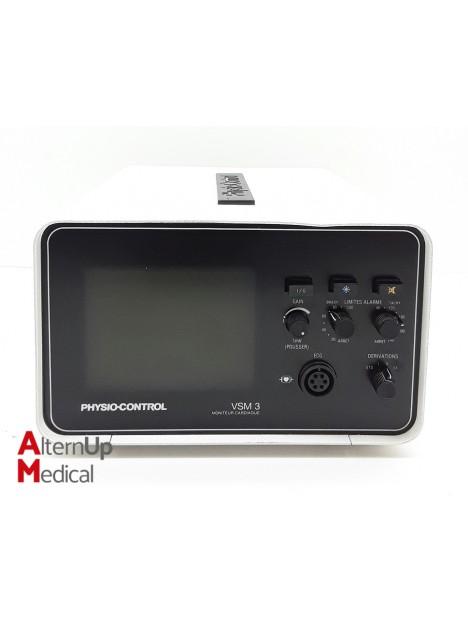 Electrocardiographe Physio Control VSM 3