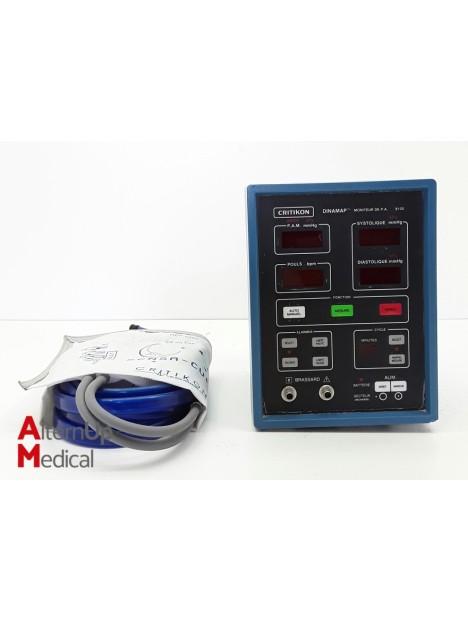 Critikon Dinamap 8100 Vital Signs Monitor - Alternup Medical on