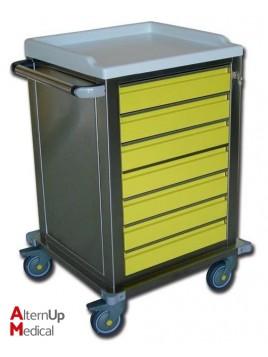 Chariot de soins modulaire