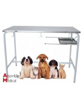 Table d'examen vétérinaire