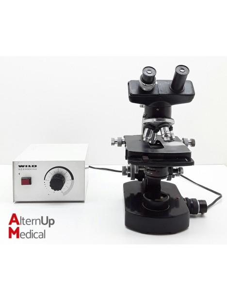 Microscope de Paillasse Wild Heerbrugg