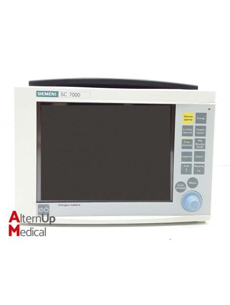 Siemens SC 7000 Vital Signs Monitor