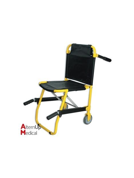 Chaise d'Evacuation Pliante