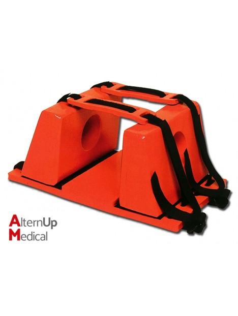 STOP Head Immobilizer - orange