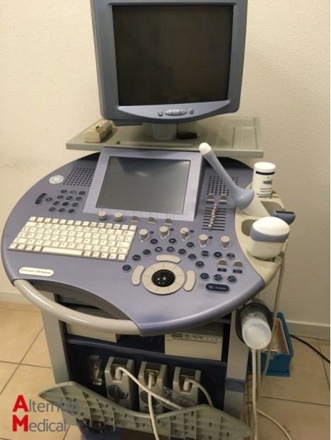 GE Voluson 730 Expert BT08 Ultrasound