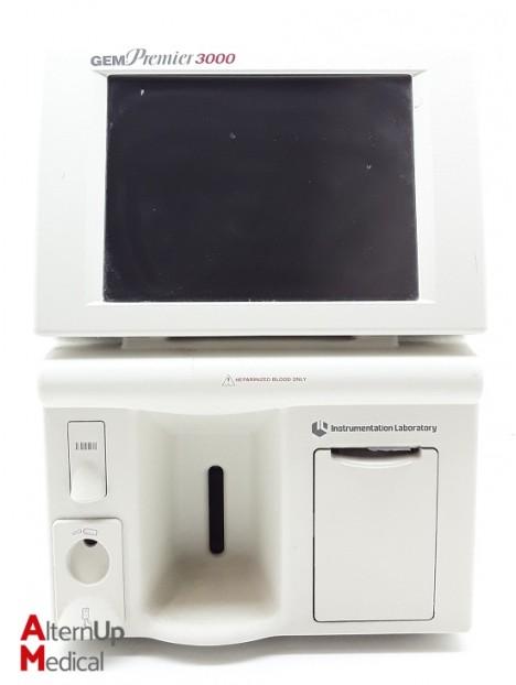 Instrumentation Laboratory GEM Premier 3000 Blood Gas Analyzer