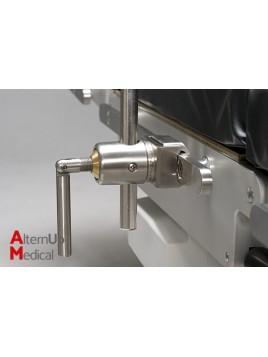 Clameau Radial Rotatif Pour Table d'Opérations