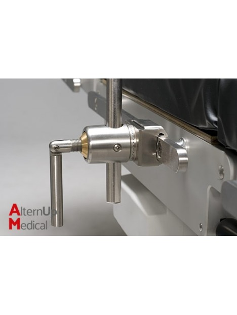 Radial Clamp hook on for operating table