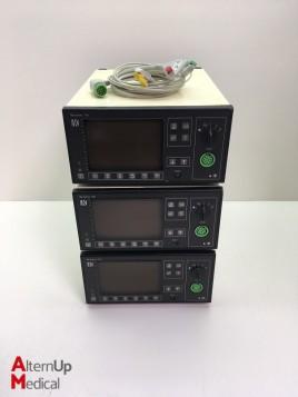 Lot de 3 Electrocardiographe Kontron Micromon 7141