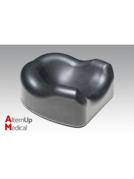 Headrest for operating table