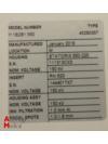 Table de radiologie GE Flexmed