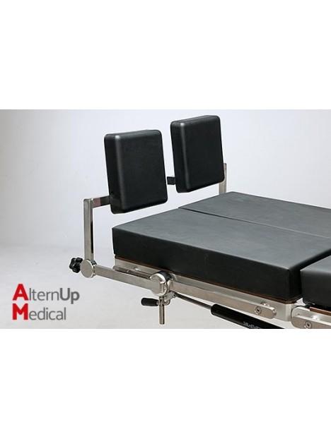 Support de pieds pour table d'opération