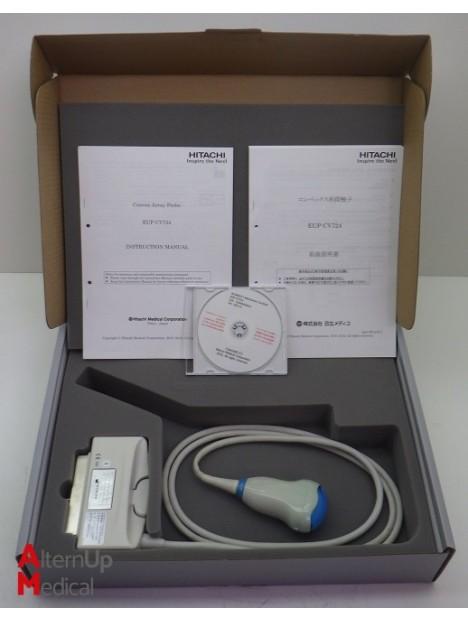 Hitachi EUP-CV724 4D Convex Probe