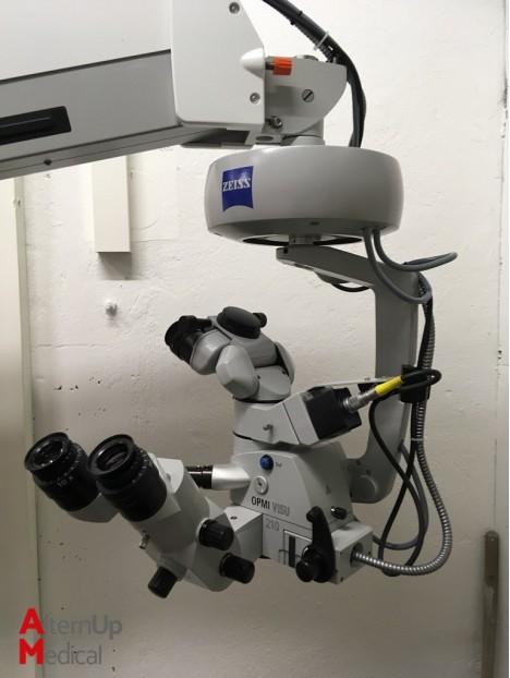 Microscope Zeiss OPMI VISU 210 S88