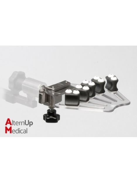 Fixe poignet weinberger pour table d'opération