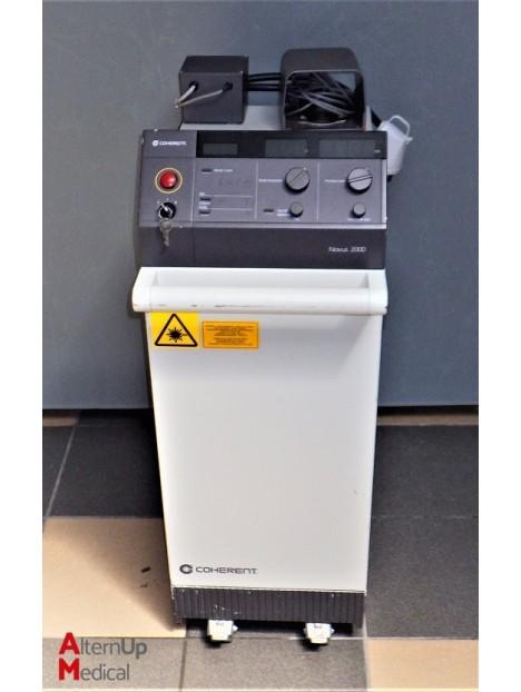 Coherent Novus 2000 Ophtalmic Argon Laser