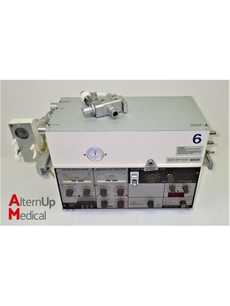 Respirateur d'Anesthésie Siemens Servo 900D