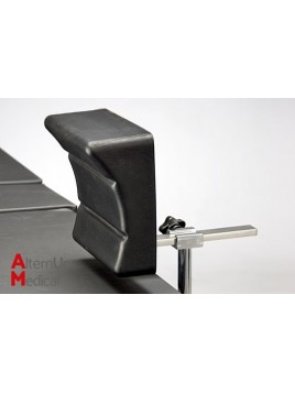 Lateral Support For Operating Table