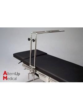 Cadre de chirurgie pour table d'opération