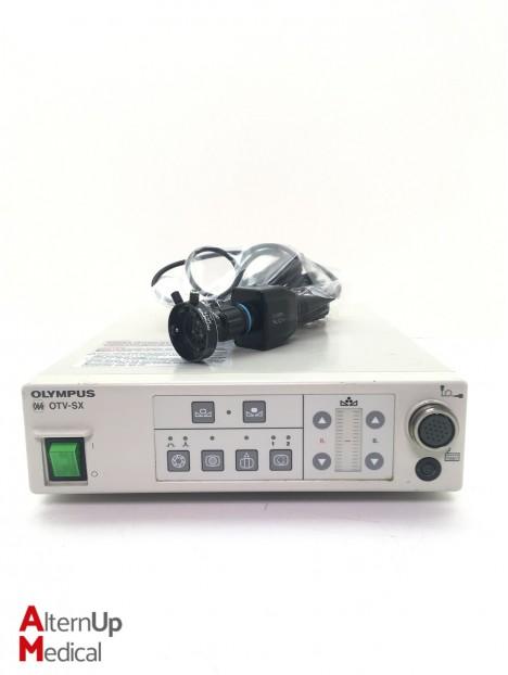 Olympus OTV-SX Video Processor + Camera Head