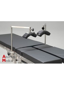 Thigh Holder for operating table