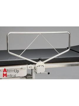 Barrière de sécurité pour table d'opération