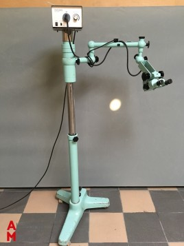 DF Vasconcellos ENT Microscope