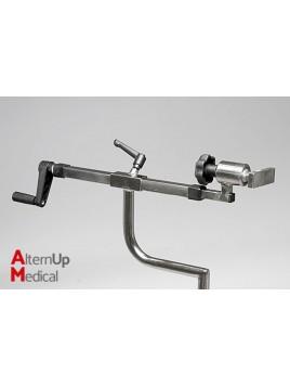 Dispositif de traction d'avant bras pour table d'opération