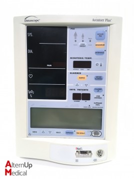 Moniteur Multiparametres Datascope Accutorr Plus