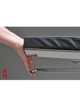 Appui bras articulé et rotatif pour table d'opération