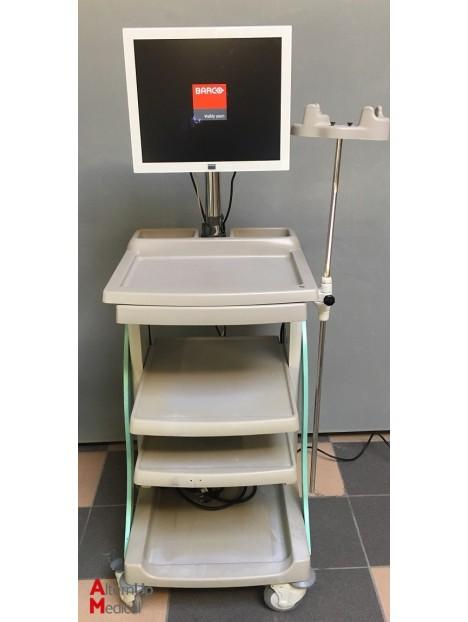 Fujinon Endoscopy Trolley with Barco 19'' Monitor
