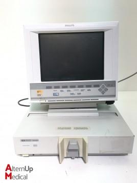 Moniteur Philips M1205A avec module de Gaz Anesthésiques