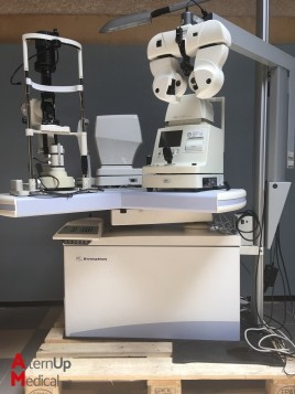 Luneau Evolution Ophtalmological Examination Table