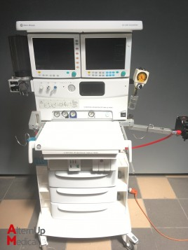 Datex Ohmeda S5 ADU Carestation Anesthesia Respirator