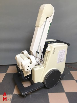 Mobile de Radiologie GE VMX