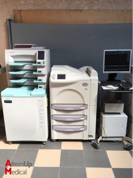 Système de Radiographie Fujifilm FCR Profect CS + Drypix